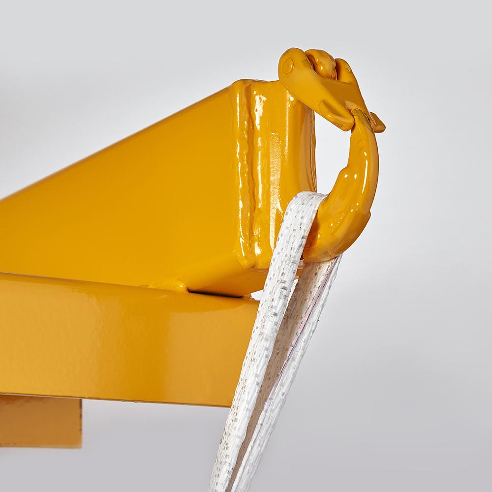 cadre de manutention sp cial travaux publics pour chariot t lescopique kit bag. Black Bedroom Furniture Sets. Home Design Ideas