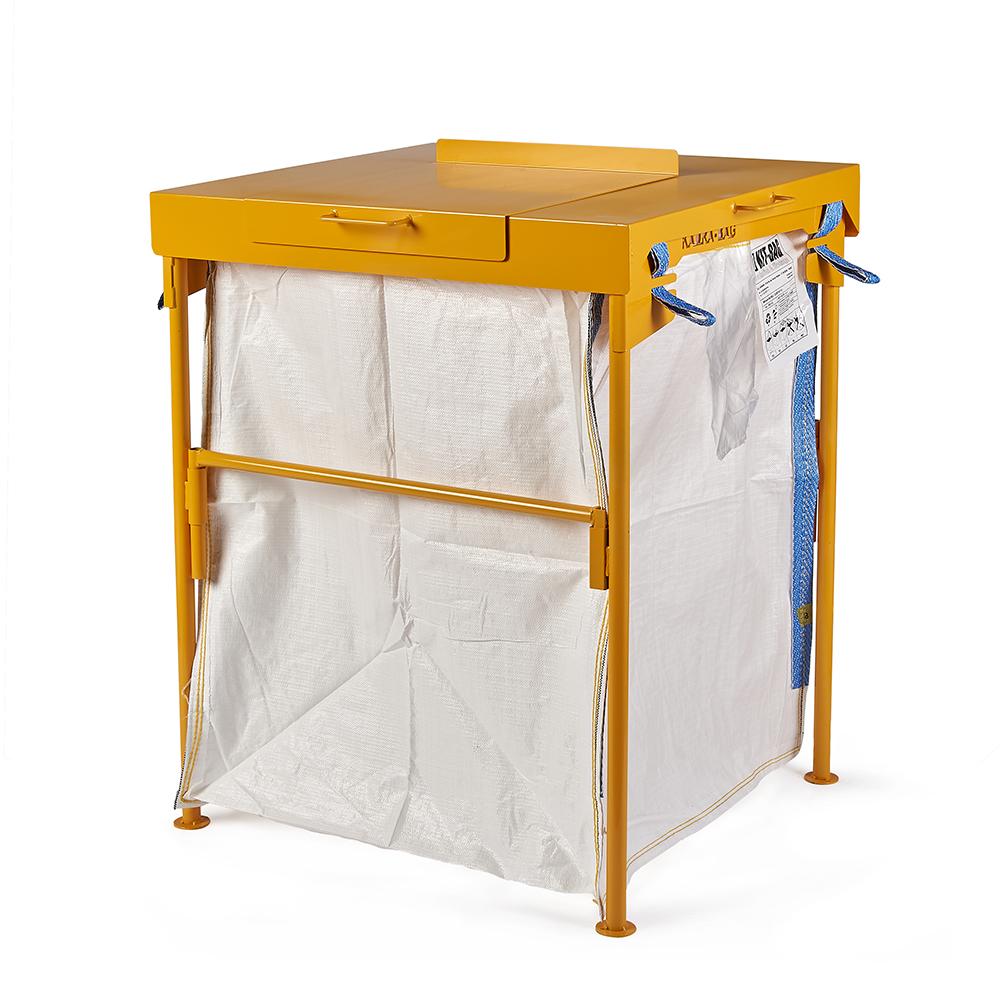 cadre de remplissage xl pour big bag 1m3 kit bag. Black Bedroom Furniture Sets. Home Design Ideas