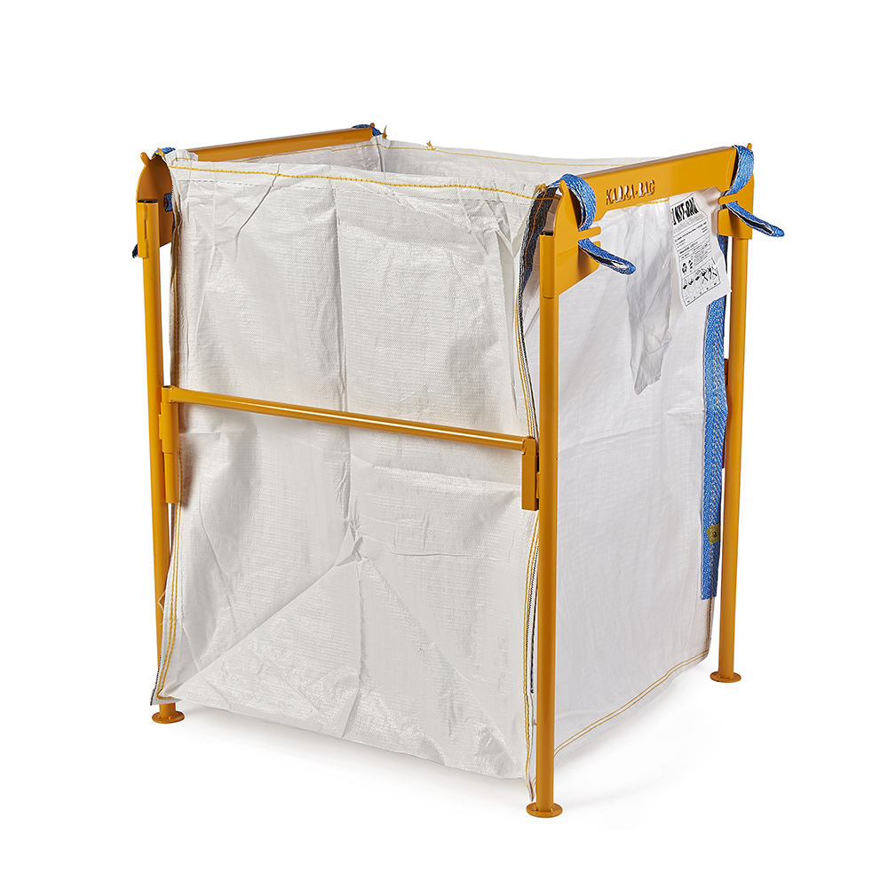 cadre de remplissage pour big bag 1m3 kit bag. Black Bedroom Furniture Sets. Home Design Ideas