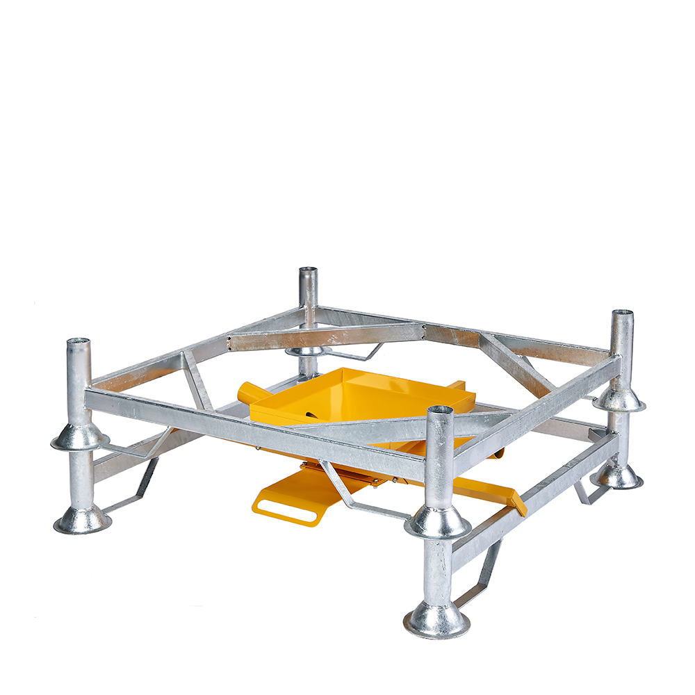support de vidange 1200 mm vanne guillotine 200mm 2 manchons kit bag. Black Bedroom Furniture Sets. Home Design Ideas